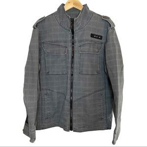 Brody Military style jacket